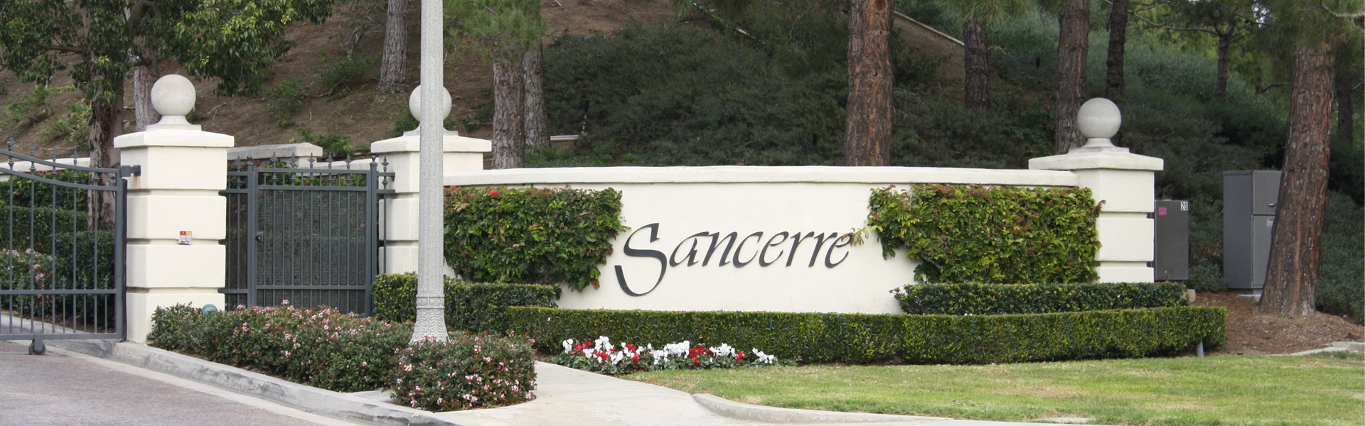 Welcome to Sancerre at Newport Ridge's Community Website!